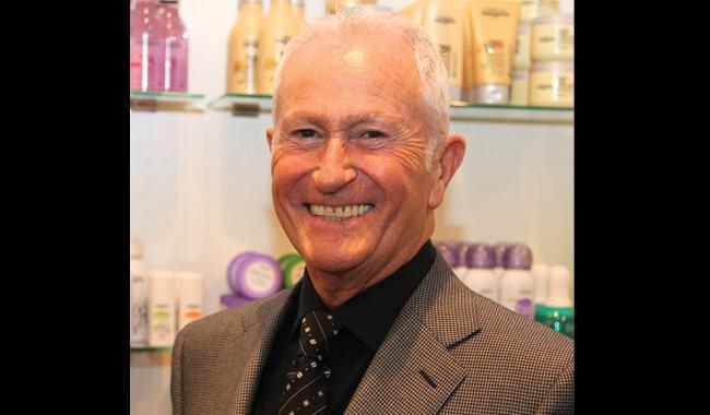 Alan Hemmings founder of Alan d smiling.